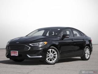 Used 2020 Ford Fusion Hybrid SEL for sale in Ottawa, ON