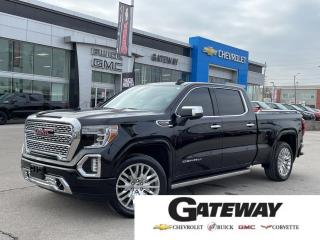 Used 2019 GMC Sierra 1500 Denali / MAGNETIC RIDE / ULTIMATE / SUNROOF / 6.2 for sale in Brampton, ON