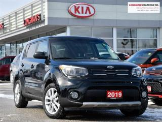 Used 2019 Kia Soul EX for sale in Markham, ON