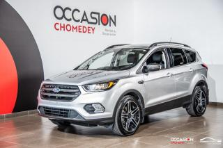 Used 2019 Ford Escape SEL+CUIR CHAUFFANT+MAGS 19P+CAMERA DE RECUL for sale in Laval, QC