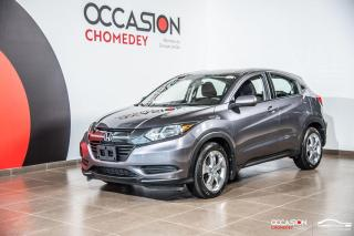Used 2017 Honda HR-V LX+CAMERA DE RECUL+SIEGES CHAUFFANTS for sale in Laval, QC
