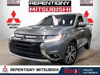Used 2017 Mitsubishi Outlander SE TOURING +HITCH+TOIT+CONNECTIVITÉE + A for sale in Repentigny, QC