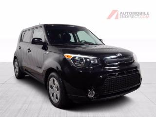 Used 2016 Kia Soul LX POWER WINDOWS POWER LOCK for sale in St-Hubert, QC