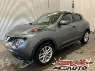 Used 2017 Nissan Juke SL AWD GPS Cuir Toit Ouvrant Mags *Traction intégrale* for sale in Trois-Rivières, QC