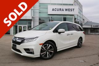 Used 2019 Honda Odyssey Touring for sale in London, ON