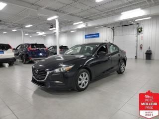 Used 2018 Mazda MAZDA3 GX - A/C + JAMAIS ACCIDENTE !!! for sale in St-Eustache, QC