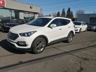 Used 2017 Hyundai Santa Fe Sport Premium VOLANT ET BANC  CHAUFFANT CAMEREA RECUL for sale in Mcmasterville, QC