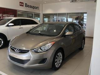 Used 2013 Hyundai Elantra Berline 4 portes, boîte auto GL *Disp. l for sale in Beauport, QC