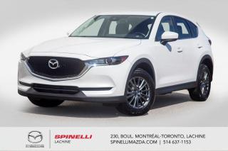 Used 2018 Mazda CX-5 GS AWD Sieges Chauffants Camera de Recule 2018 Mazda CX-5 GS AWD for sale in Lachine, QC