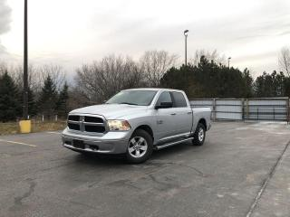Used 2017 RAM 1500 SLT Crew 2WD for sale in Cayuga, ON