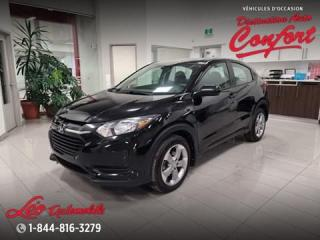 Used 2017 Honda HR-V LX 4 portes 4RM CVT for sale in Chicoutimi, QC
