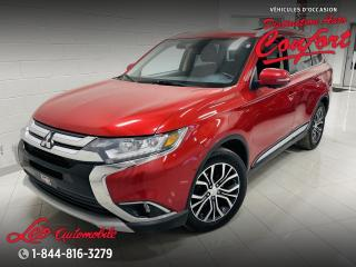 Used 2017 Mitsubishi Outlander GT AWC 4 portes for sale in Chicoutimi, QC