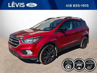 Used 2017 Ford Escape 4WD 4dr SE for sale in Lévis, QC