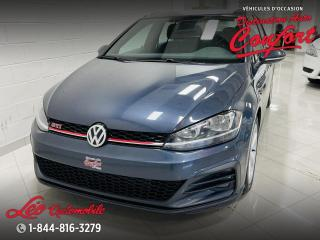 Used 2019 Volkswagen Golf GTI Manuelle for sale in Chicoutimi, QC