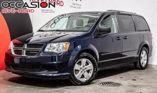 Used 2015 Dodge Grand Caravan CVP BLUETOOTH+GR.ELECTRIQUE for sale in Boisbriand, QC