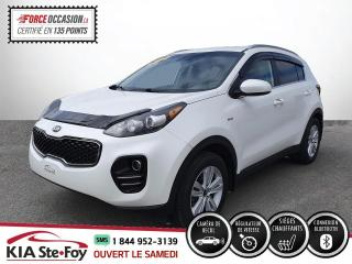 Used 2018 Kia Sportage LX* AWD* SIEGES CHAUFFANTS* CAMERA DE RE for sale in Québec, QC