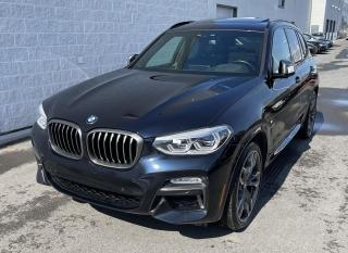 Used 2018 BMW X3 M40i Sports Activity Vehicle for sale in Dorval, QC