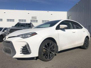 Used 2017 Toyota Corolla SE ** AUTO/MAGS/CUIR/TOIT/CAMERA** for sale in St-Eustache, QC