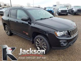 Used 2016 Jeep Compass 75th Anniversary- Sunroof, Heated seats for sale in Medicine Hat, AB