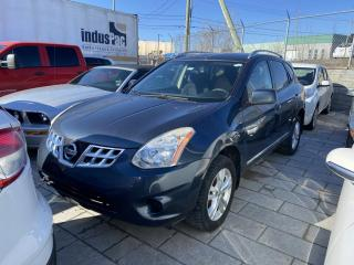 Used 2012 Nissan Rogue 4 portes S, Traction avant for sale in St-Eustache, QC