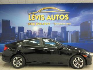 Used 2018 Honda Civic LX AUTOMATIQUE SIEGE CHAUFFANT SEULEMENT for sale in Lévis, QC