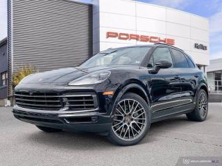 New 2021 Porsche Cayenne S for sale in Halifax, NS