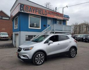 Used 2017 Buick Encore Premium AWD **Leather/Heated Steering Wheel/Remote Start** for sale in Barrie, ON