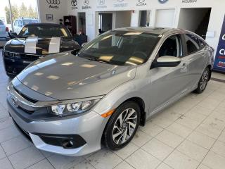 Used 2017 Honda Civic EX-T / TOIT OUVRANT / CAMERA / SIEGE CHA for sale in Sherbrooke, QC