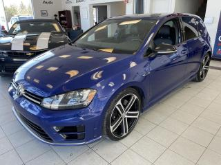 Used 2017 Volkswagen Golf R R / AUTOMATIQUE / DSG / GPS / CAMERA / S for sale in Sherbrooke, QC