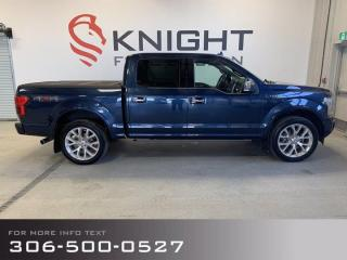 Used 2018 Ford F-150 Platinum, Fully loaded,3m film, Low Km's, Clean SGI! for sale in Moose Jaw, SK