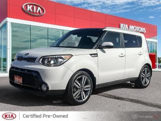 Used 2016 Kia Soul SX LUX for sale in Port Dover, ON