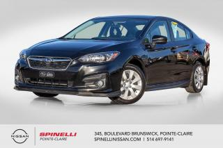 Used 2019 Subaru Impreza 2.0L TOURING AWD / APPLE CARPLAY / MAGS / CAMERA DE RECUL / SIEGES CHAUFFANTS for sale in Montréal, QC