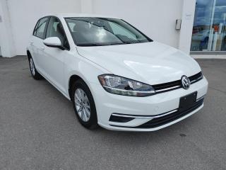 Used 2018 Volkswagen Golf TRENDLINE for sale in Gatineau, QC