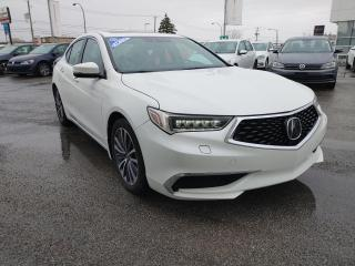 Used 2018 Acura TLX avec ensemble Technologie for sale in Gatineau, QC