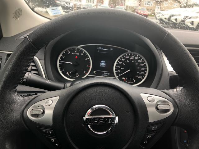 2018 Nissan Sentra SV STYLE PKG CVT STYLE PKG