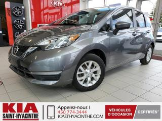 Used 2017 Nissan Versa Note SV * CAMÉRA DE RECUL / SIÈGES CHAUFFANTS for sale in St-Hyacinthe, QC