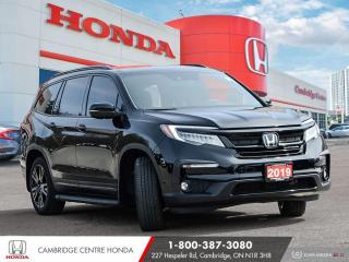 Used 2019 Honda Pilot Black Edition POWER SUNROOF | APPLE CARPLAY™ & ANDROID AUTO™ | HONDA SENSING TECHNOLOGIES for sale in Cambridge, ON