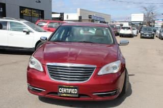 Used 2011 Chrysler 200 Limited for sale in Oakville, ON