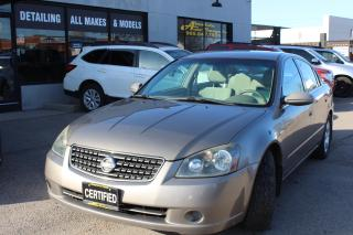 Used 2005 Nissan Altima 2.5 S,2.5 S for sale in Oakville, ON