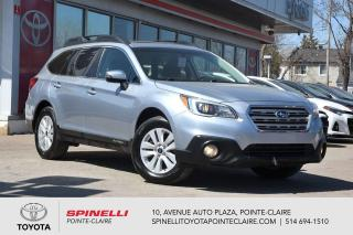 Used 2015 Subaru Outback Touring 2.5i for sale in Pointe-Claire, QC