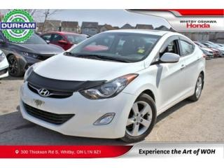 Used 2013 Hyundai Elantra for sale in Whitby, ON