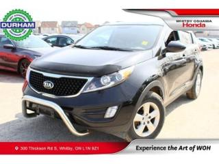 Used 2015 Kia Sportage for sale in Whitby, ON