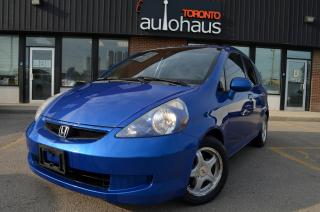 Used 2008 Honda Fit Base for sale in Concord, ON