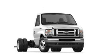 New 2021 Ford Econoline Cutaway E-450 DRW Cutaway for sale in Thornhill, ON