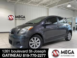 Used 2010 Toyota Yaris H.B for sale in Gatineau, QC