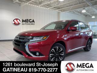 Used 2018 Mitsubishi Outlander Phev SE 4WD for sale in Gatineau, QC