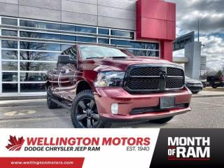 New 2021 RAM 1500 Classic Express >> Upgraded w/ Lift, Exhaust, Wheels !! for sale in Guelph, ON