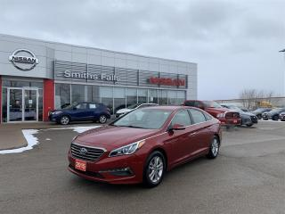 Used 2015 Hyundai Sonata GL at for sale in Smiths Falls, ON