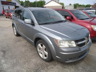 Used 2009 Dodge Journey SXT for sale in Sarnia, ON