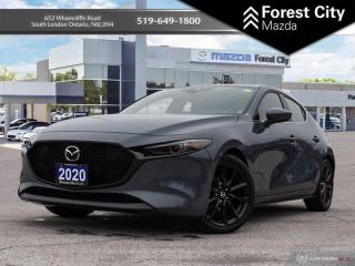 Used 2020 Mazda MAZDA3 SPORT GT for sale in London, ON